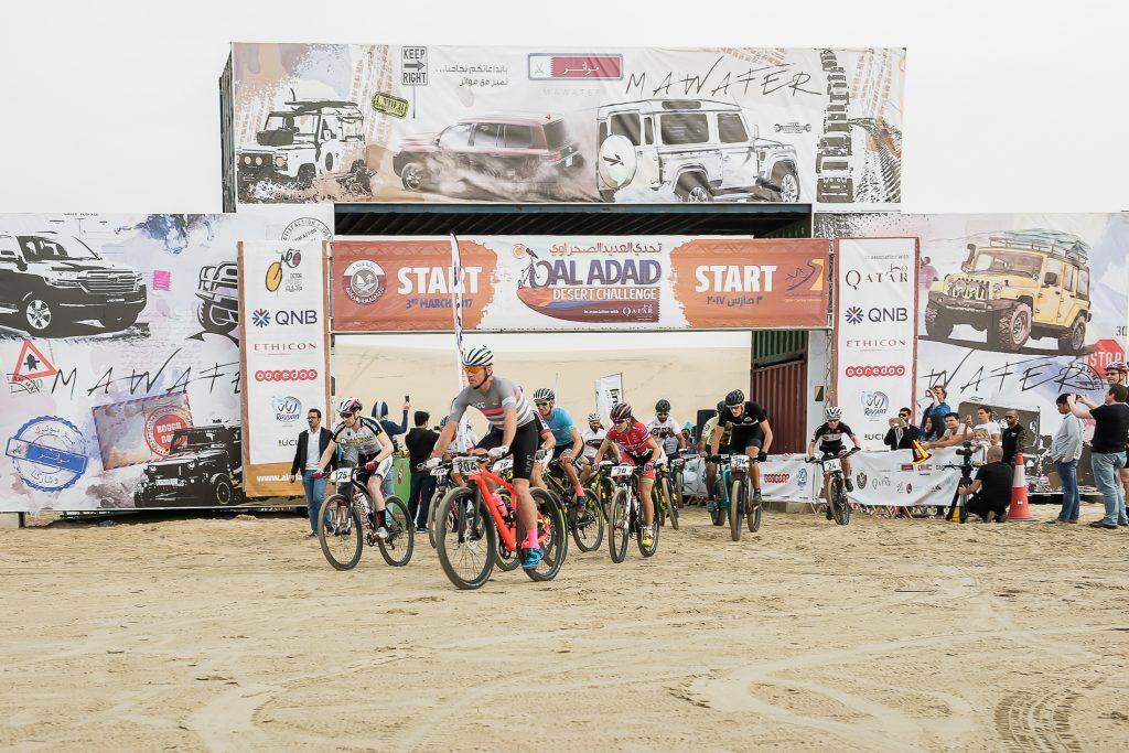Tour De France Legend Storms to Victory at Al Adaid Desert Challenge