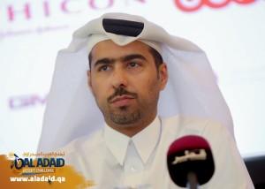 Dr. Abdulaziz Al Kuwari – President of Qatar Cycling